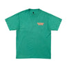 BornxRaised - Gateway Drugs Tee - Green Spruce - FRS