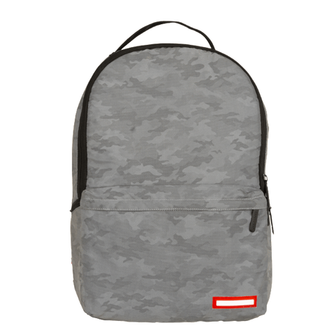 Sprayground - 3M Camo Transporter Backpack - Reflective