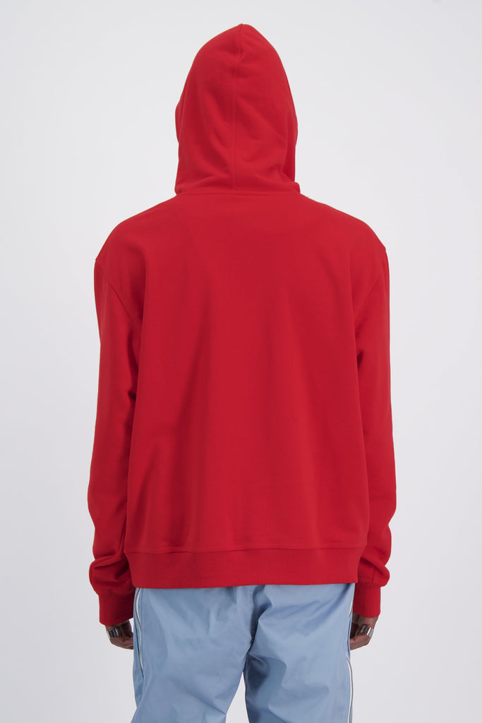 Control Sector - Thought Hoodie - Red / Blue Print - FRS