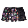 BornxRaised - After School Special Basketball Shorts - Black - FRS