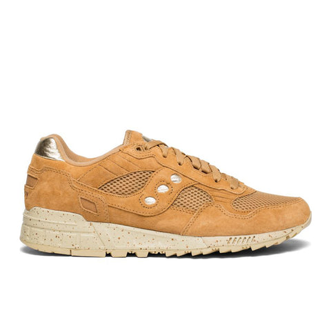 Saucony - Gold Rush Shadow 5000 - Tan / Gold