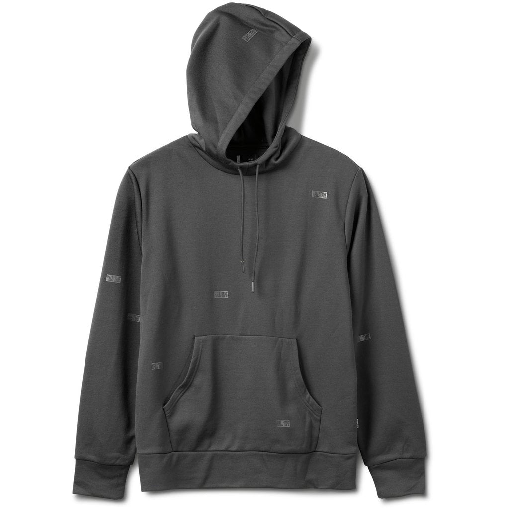 Hall of Fame - Floater Pullover Hoody - Charcoal - FRS