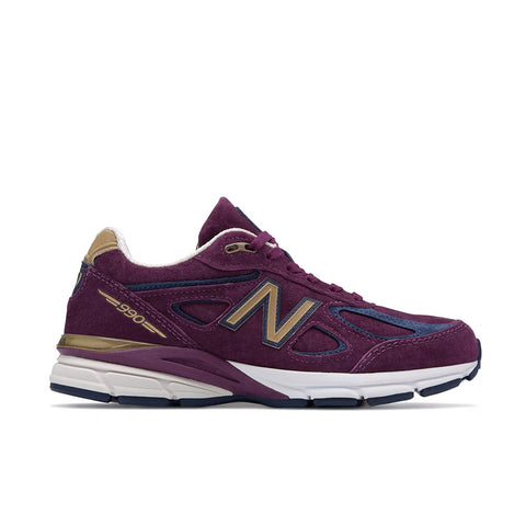 New Balance - Women's W990CP4 - Claret with Pigment