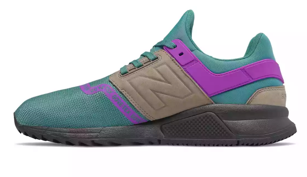 New Balance - 247 Gortex (MS247GTZ) - Outer Banks with Faded Violet - FRS