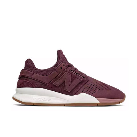 New Balance - Women's 247 (WS247STB) - Burgundy with Dark Oxide