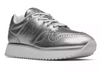 New Balance - Women's 520 Platform (WL520ME) - Metallic Silver with Arctic Fox - FRS