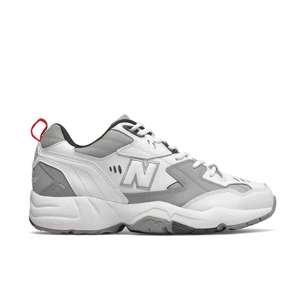 New Balance - Women's 608 (WX608RG1) - White with Team Grey - FRS