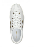 Tretorn - Women's Nylite2 Plus - Vintage White/Gold