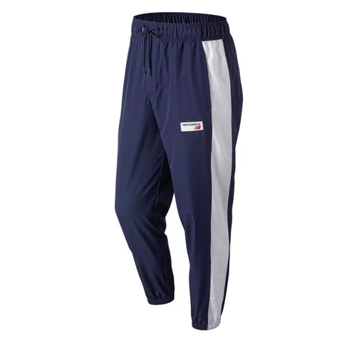 New Balance - Windbreaker Pants - Navy