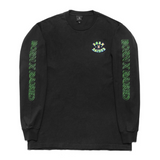 BornxRaised - Heat Seeker Long Sleeve Tee - Black - FRS