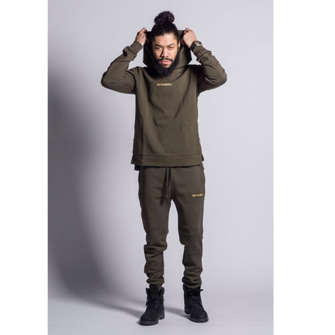 Only in America - OIA Track Suit - Olive