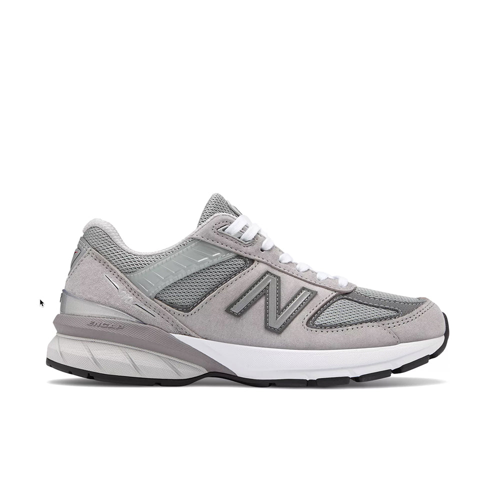 New Balance - Women's 990v5 Made in USA (W990GL5) - Grey w/ Castlerock - FRS