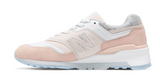 New Balance - Made in USA 997 (M997LBH) - White / Pink - FRS