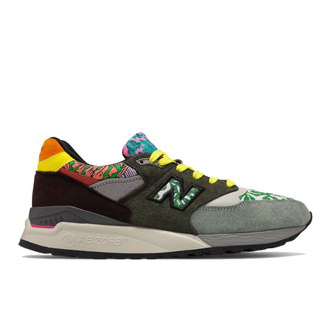 New Balance - Made in USA 998 (M998AWK) - Multicolor