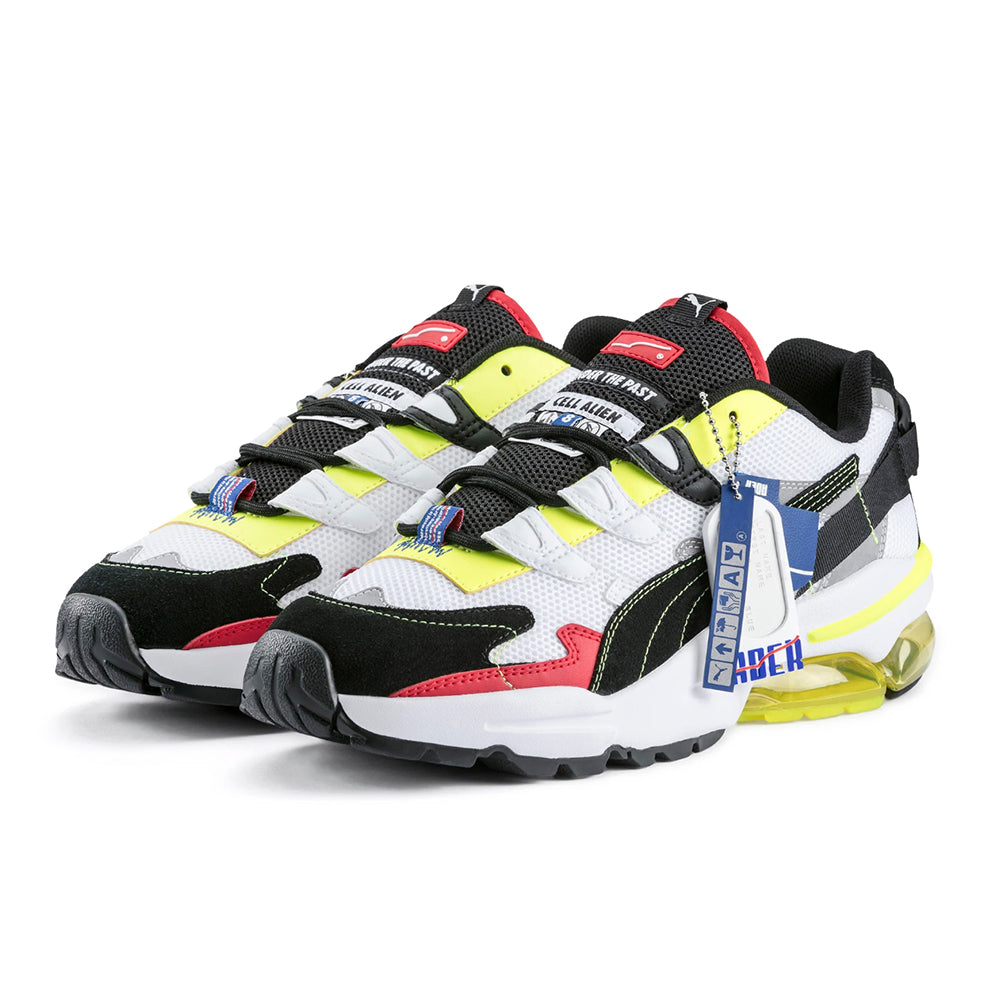 Puma x Ader Error - Cell Alien - White