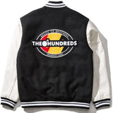 The Hundreds - Crew Jacket - Black *FRS EXCLUSIVE*