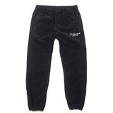 The Hundreds - Cord Sweatpants - Black