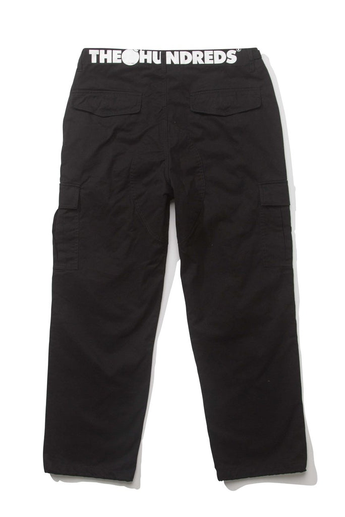 The Hundreds - Trench Cargo Pants - Black