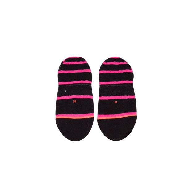 Stance - WOMEN'S SENSES INVISIBLE - BLACK
