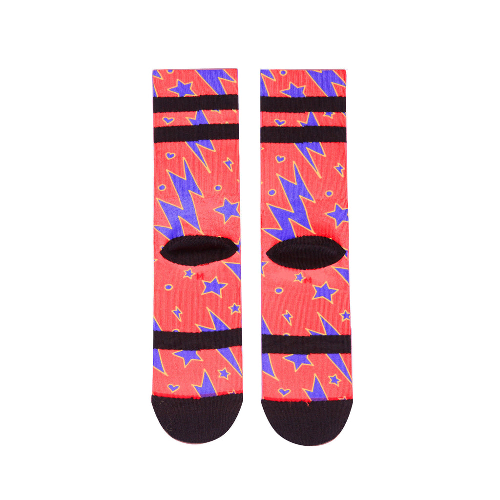 Stance - Women's Zinger - Red - FRS