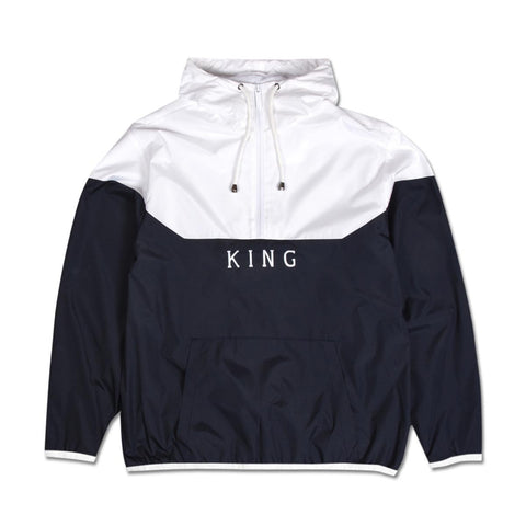 King Apparel - Aldgate Windrunner - Ink