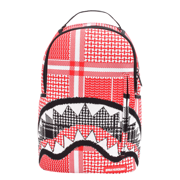 Sprayground - Arabia Shark Backpack - Red - FRS