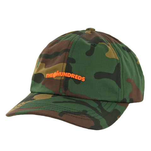 The Hundreds - Bar Dad Hat - Camo