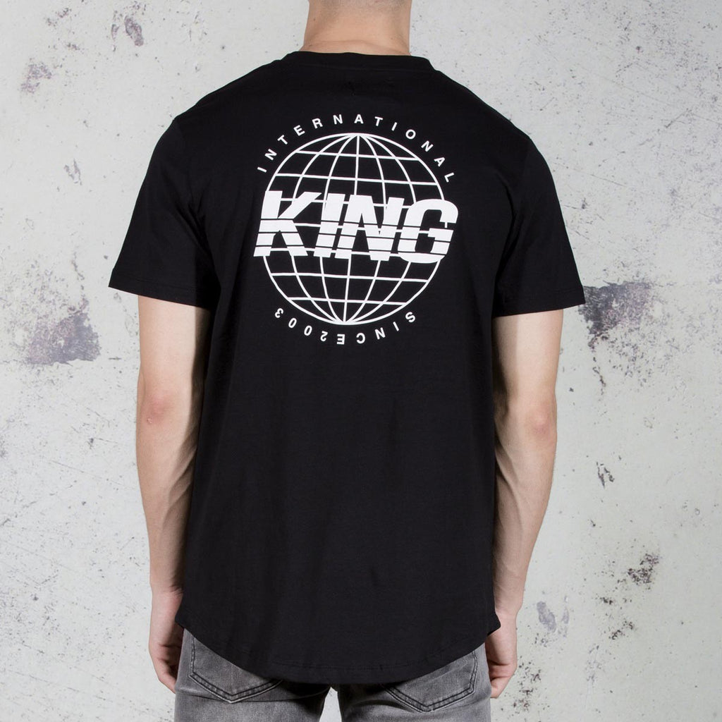 King Apparel - Bethnal T-shirt - Black - FRS