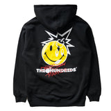 The Hundreds x Chinatown Market - Crossout Adam Pullover - Black