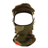 Sprayground - Camo Money Drip Ski Mask - FRS