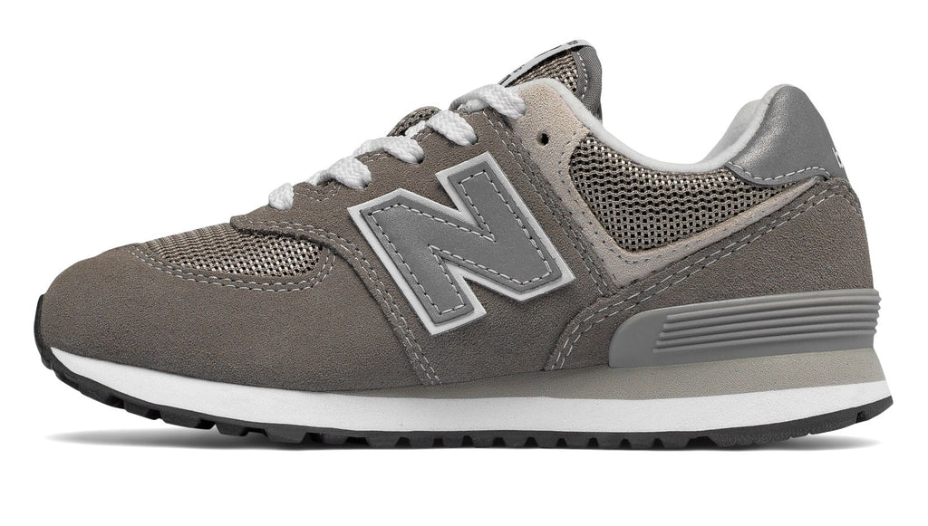New Balance - Kids 574 Classic - Grey - FRS
