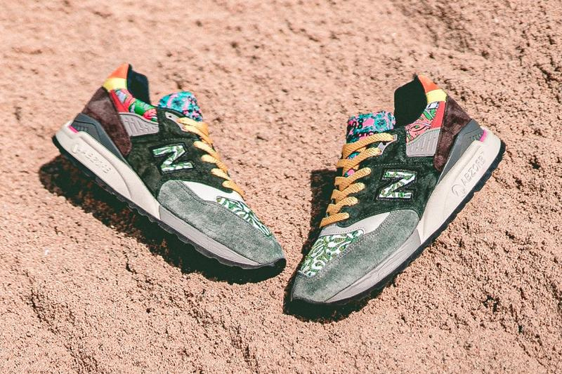 New Balance - Made in USA 998 (M998AWK) - Multicolor - FRS