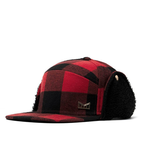 Melin - Lumberjack - Red / Black