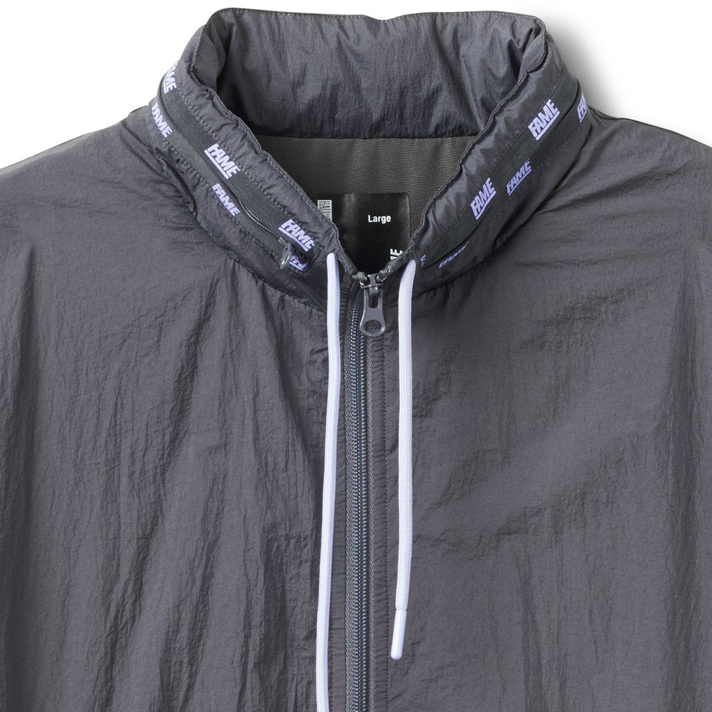 Hall of Fame - Tampa Warm Up Jacket - Charcoal - FRS