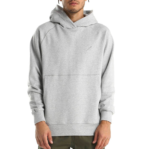 Publish - Trey Long Sleeve Raglan Hoodie - Heather
