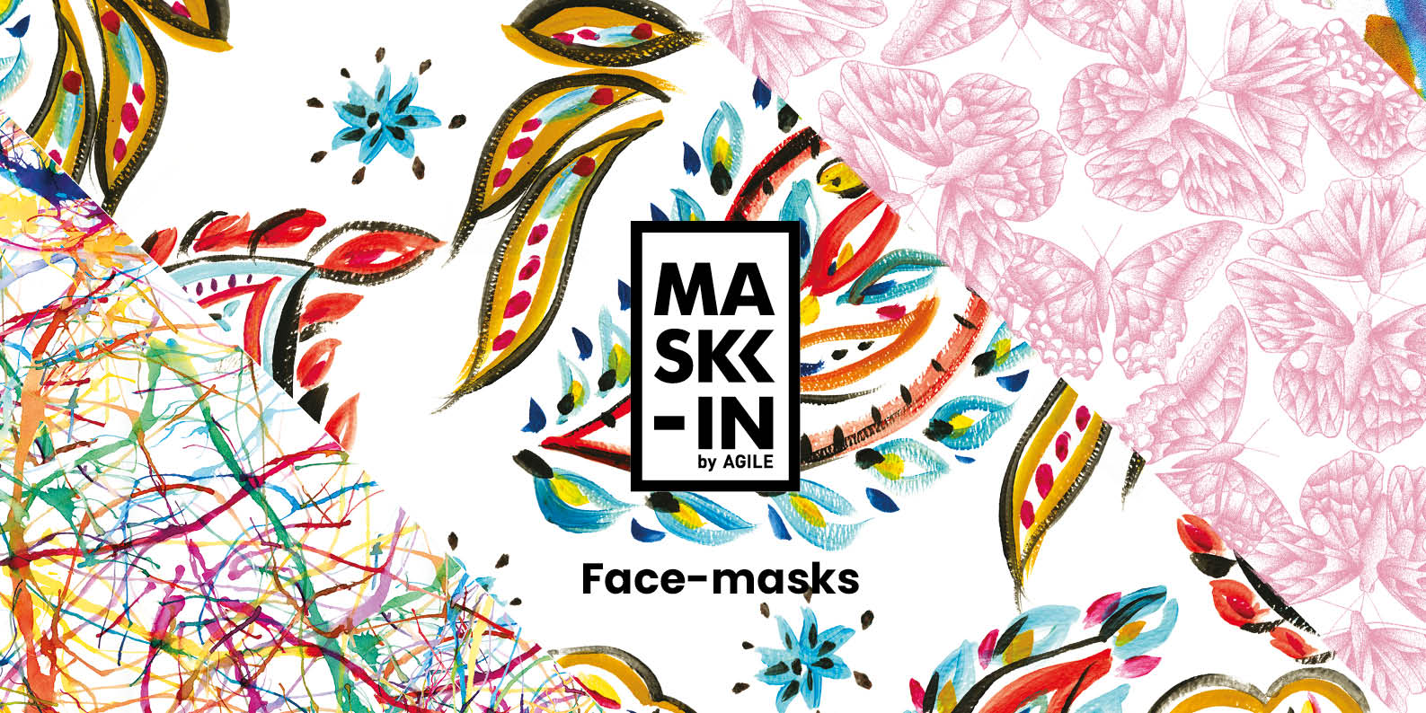 MASK-IN Face-masks Catalogue