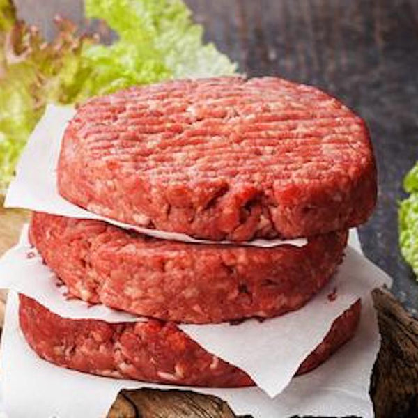Premium Wagyu Beef Burger Patties, 10 lb. case