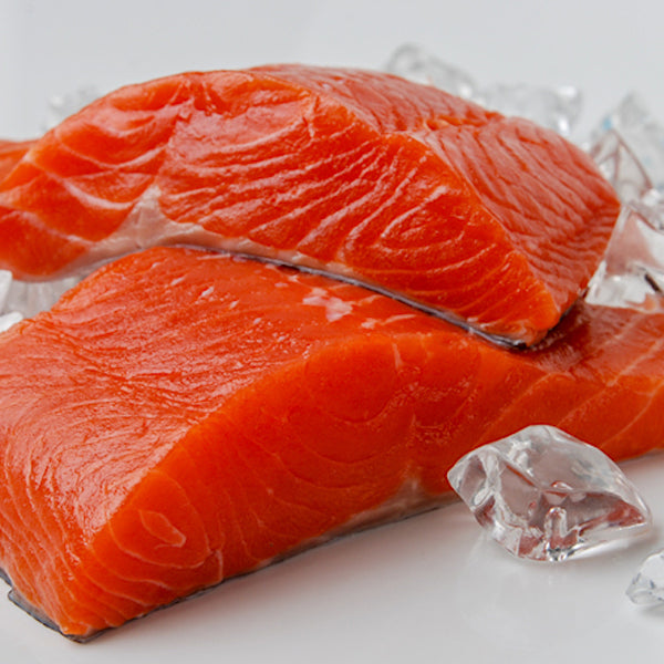 Wild-Caught Alaskan Sockeye Salmon