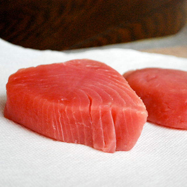 Tuna Steaks Wild Caught
