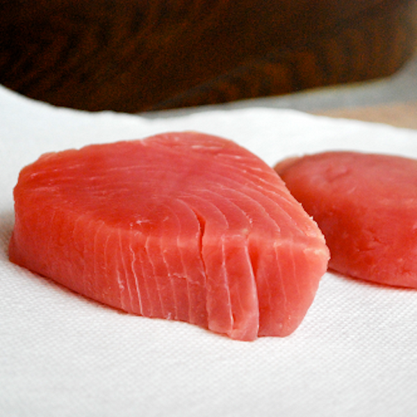 Wild-Caught Tuna Steaks