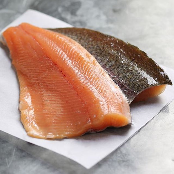 Local Laurel Hill Trout Fillets