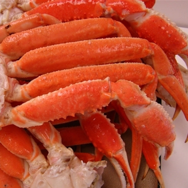 Snow Crab Clusters Canadian
