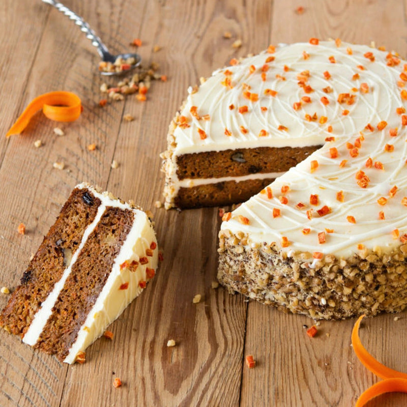 Sweet Street Layered Carrot Cake 9""