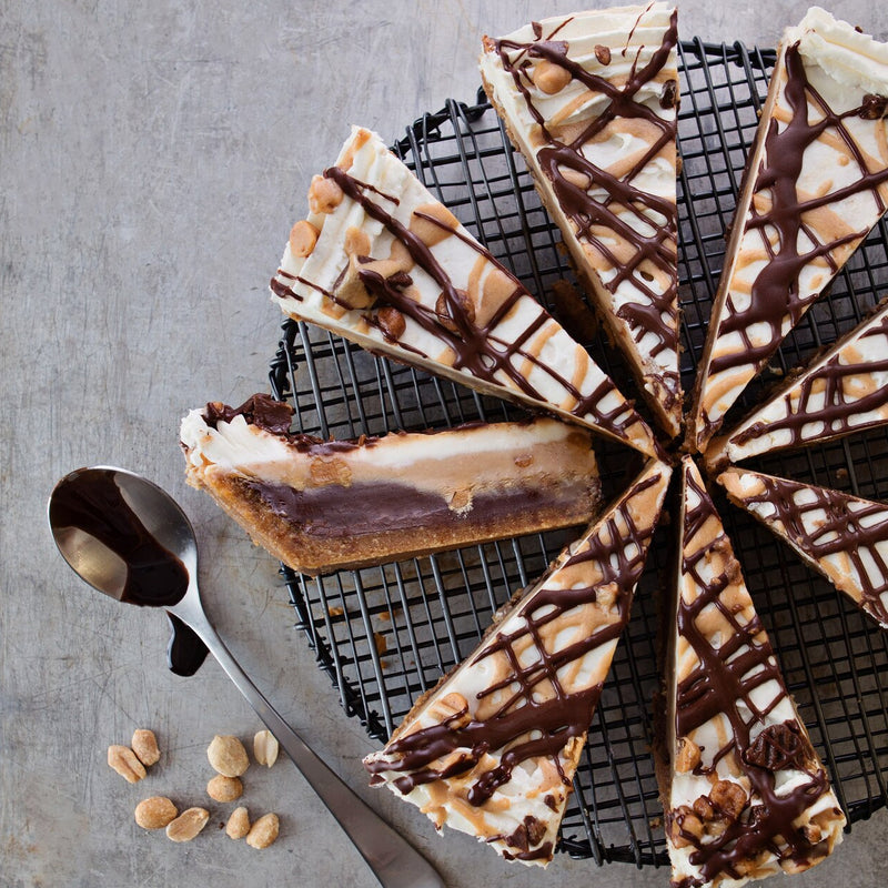 Sweet Street Reese's Chocolate Peanut Butter Pie 12""