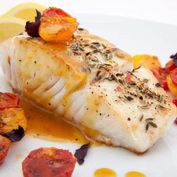 Wild-Caught Halibut