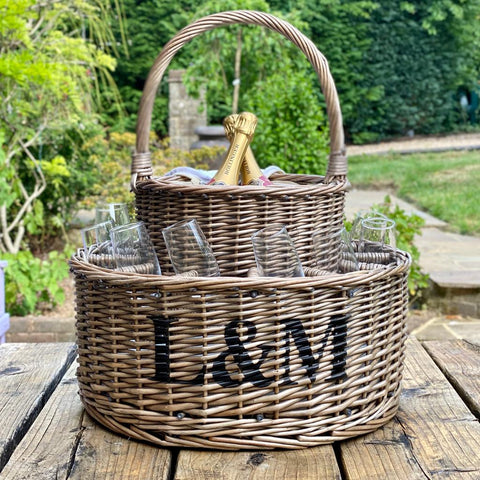 Personalised Special Events Chiller Basket