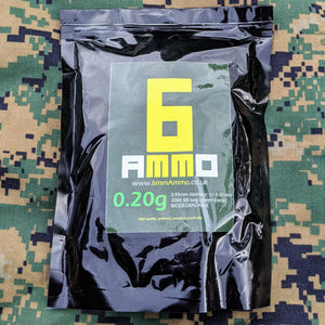 0.20g BIO Green Tracer BBs (2000 bag)