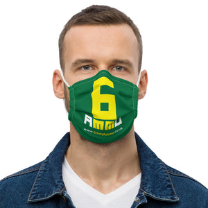 6mm Ammo face mask