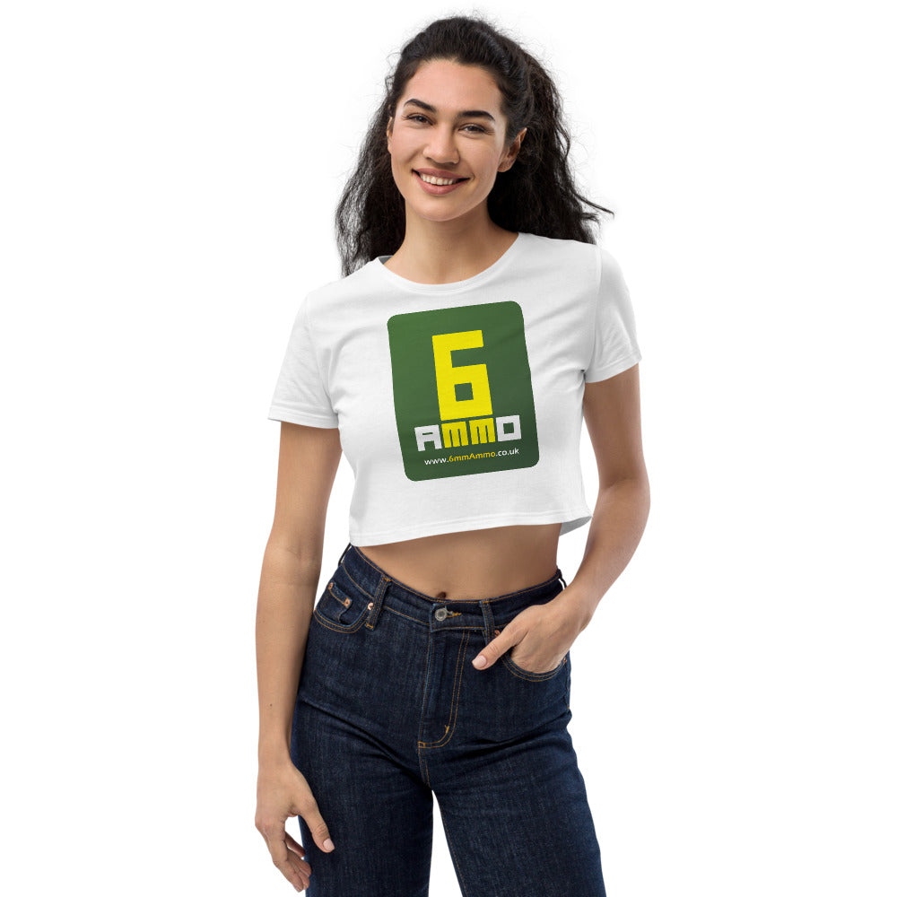 6mm Ammo crop top