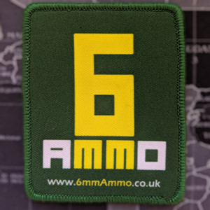 Sublimated Patch (Rectangle)